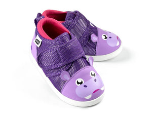 Patty Potamus™ Shoes ikiki® Shoes Size 12 Purple