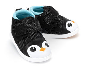 George P. Penguin™ Shoes ikiki® Shoes Size 3 Black
