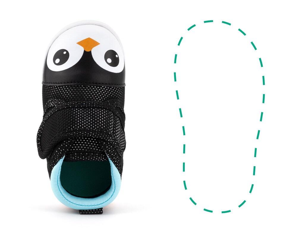 George P. Penguin Left Shoe Only