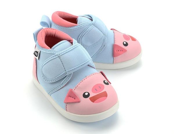 Penelope Hamilton™ Shoes ikiki® Shoes Size 4 Pink/Baby Blue