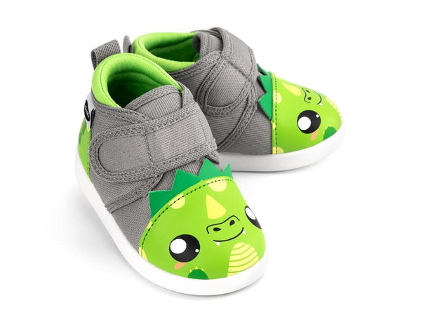 Leo Longfire™ Shoes ikiki® Shoes Size 4 Green