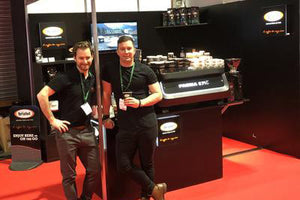 Coffee.ie and Bristot Ireland at Hospitality Expo 2020