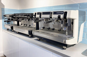 Coffee Machine Rental Showroom Ireland