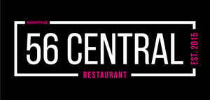 56 Central Cafe Logo Shop Street Galway