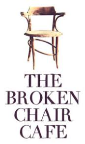 The Broken Chair Cafe Logo Arklow Co. Wicklow