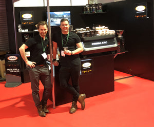 Bristot Coffee Stand at Hospitality Expo 2020, Dublin
