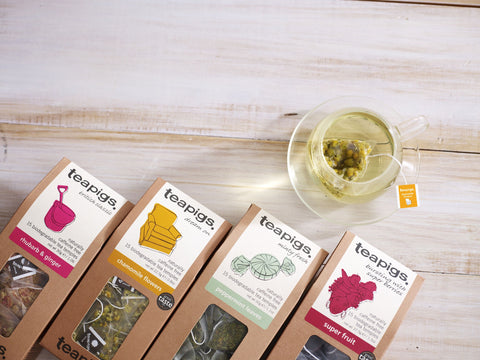 teapigs selection of teas
