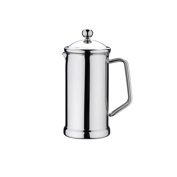 Stainless Steel Cafetiere 6 Cup Cafe Stal