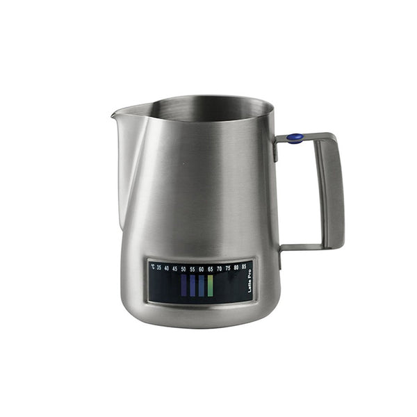 600ml Latte Pro Milk Jug With Built In Thermometer 20oz