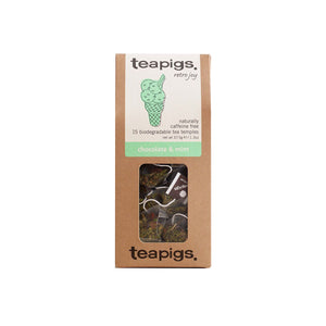 Teapigs Chocolate And Mint 15's Caffeine Free