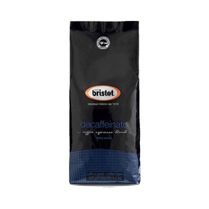 Bristot Decaffeinated Coffee Beans 500g
