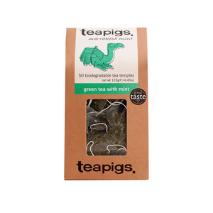 Teapigs Green Tea With Mint 50's Ireland