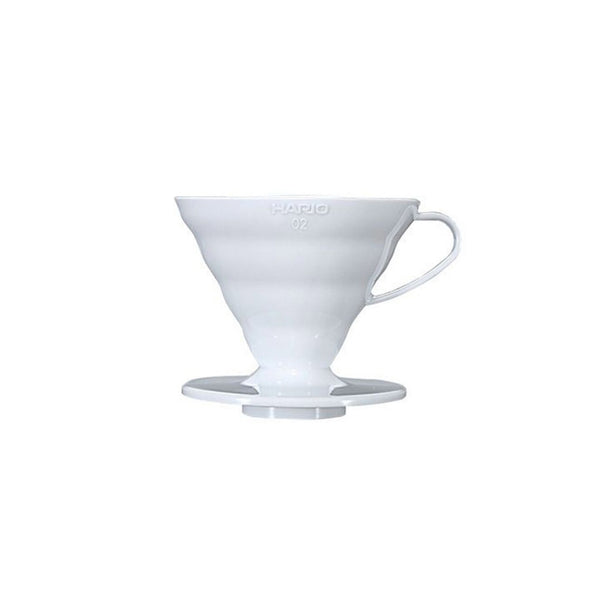 Hario 02 White V60 Dripper Ceramic