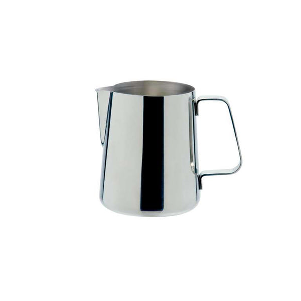 300ml Stainless Steel Milk Pitcher 10oz Ilsa LineaEasy