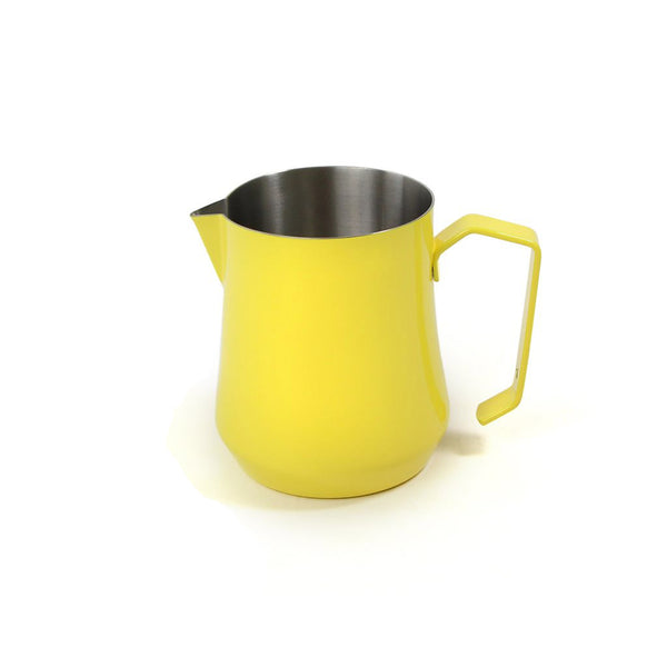 Motta Yellow Tulip Frothing Pitcher 500ml