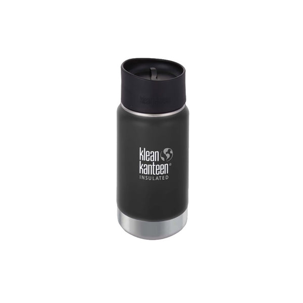 Klean Kanteen 355ml Shale Black Insulated Coffee Cup