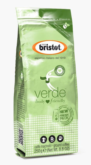 Bristot Verde | Body Friendly | Ground 250g