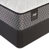 Sealy Essentials Spellman Plush Mattress & Box Spring Set