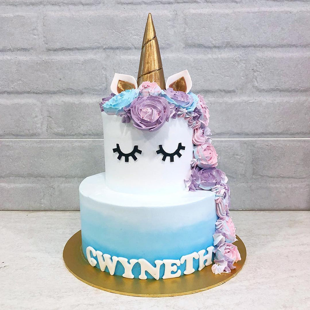 Unicorn Ombre