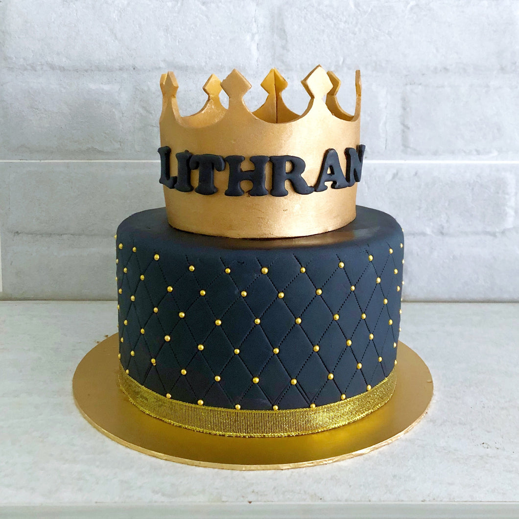 Your Majesty Cake
