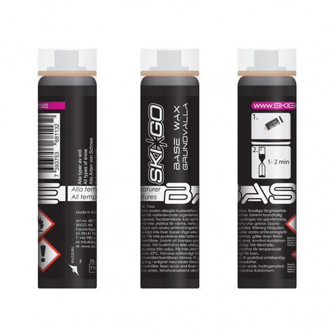 Skigo Base Spray klister