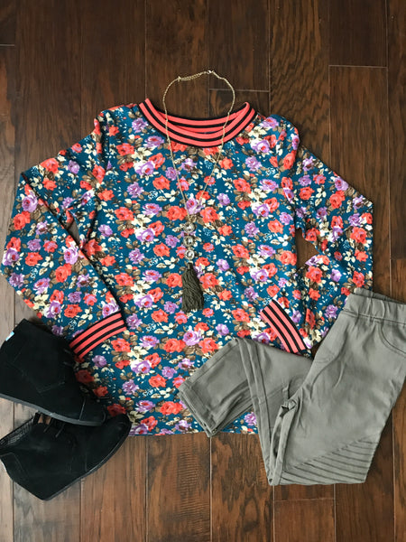 Field of Flowers Top