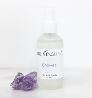 Crown Chakra Spray - OilivingLife