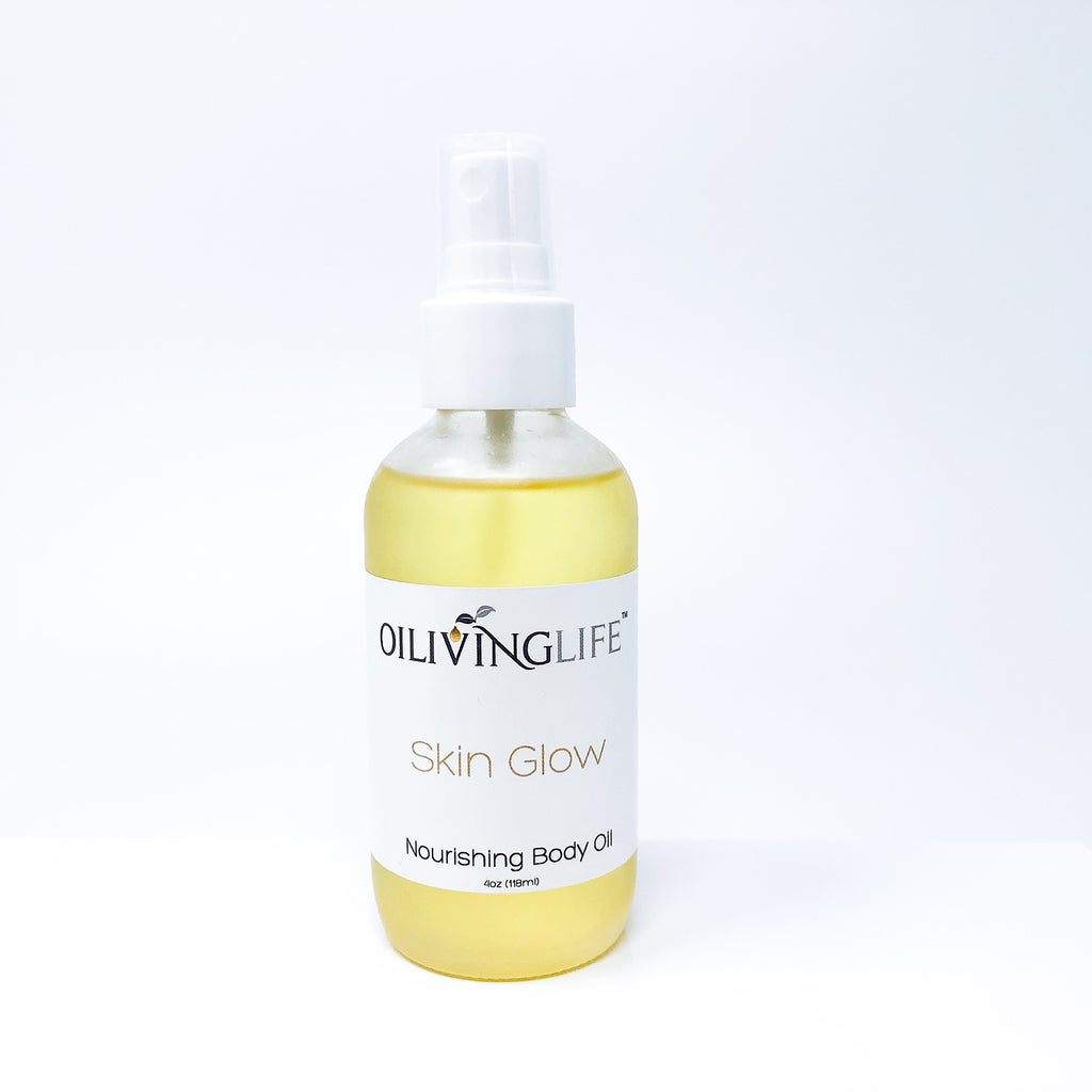 SkinGlow Nourishing Body Oil