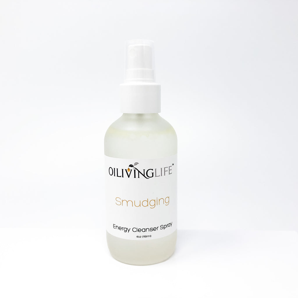Smudging Energy Cleanser Spray