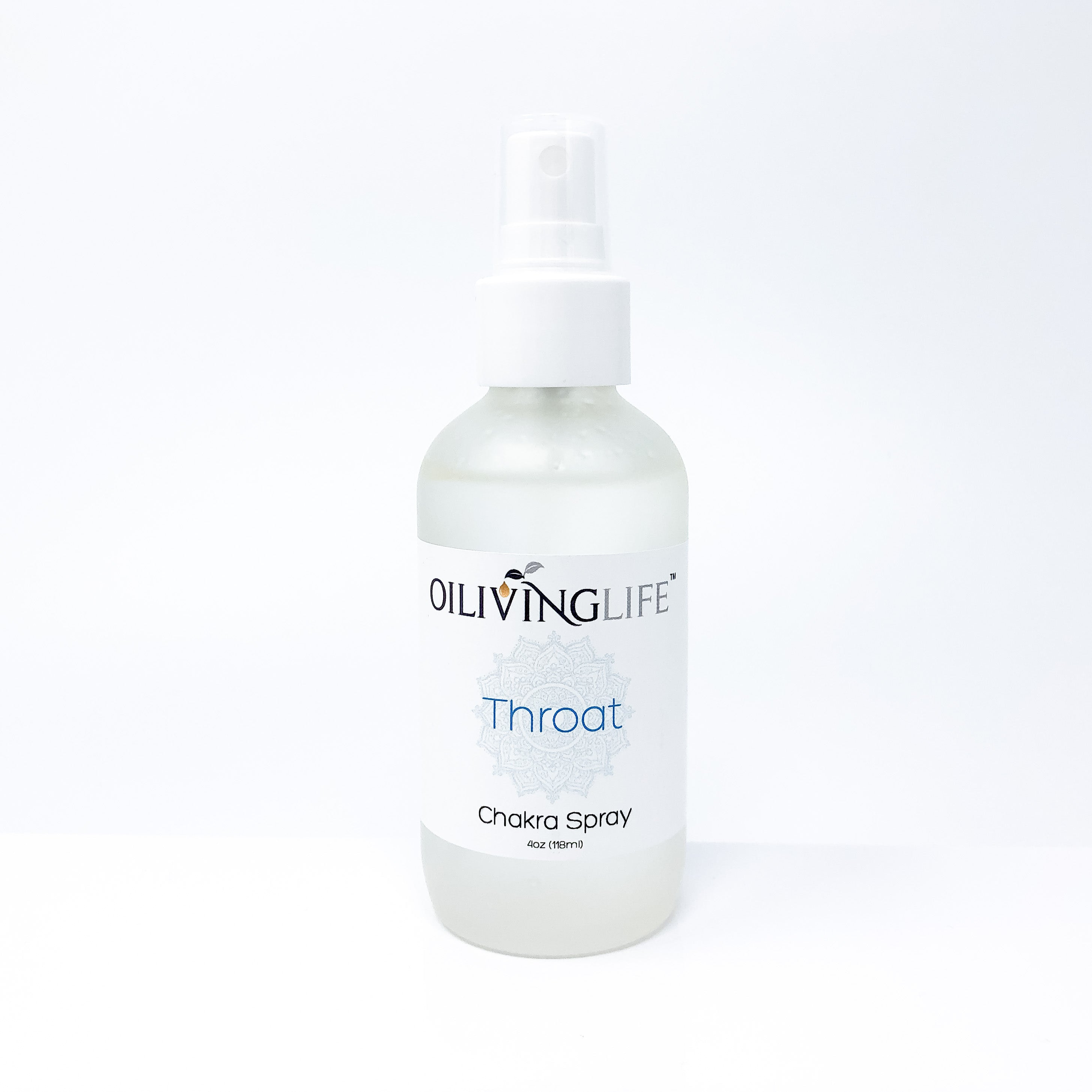 Throat Chakra Spray - OilivingLife