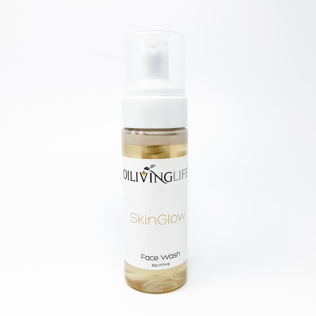 SkinGlow Foaming Face Wash - OilivingLife
