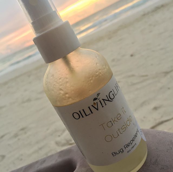 Take it Outside Bug Repellent - OilivingLife