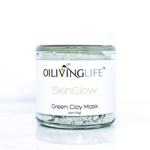 Green Clay Mask - OilivingLife