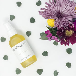 SkinGlow Nourishing Body Oil - OilivingLife