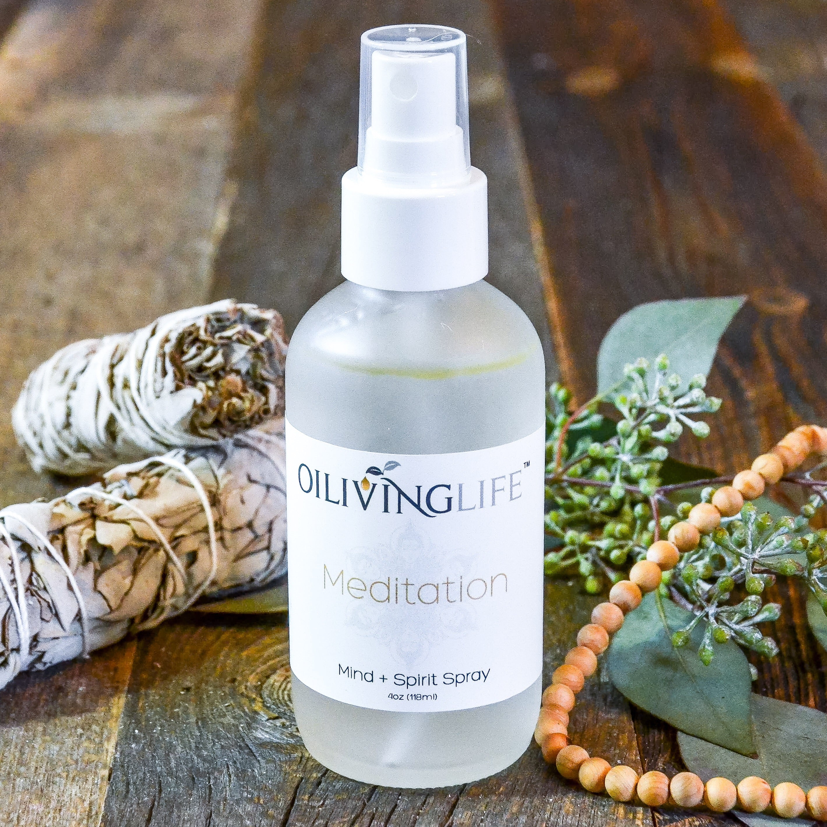 Meditation Mind+Spirit Spray - OilivingLife