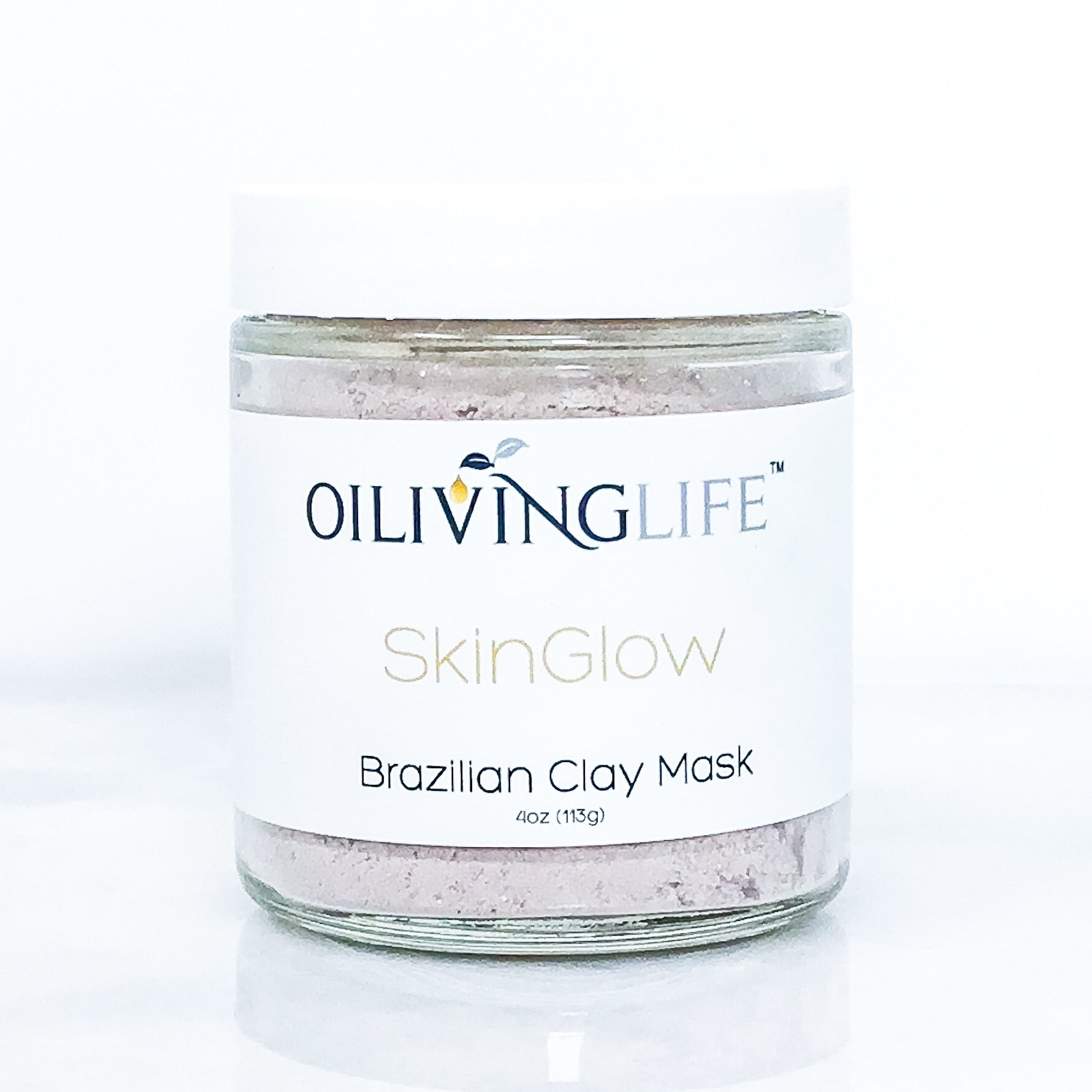 Brazilian Clay Mask - OilivingLife