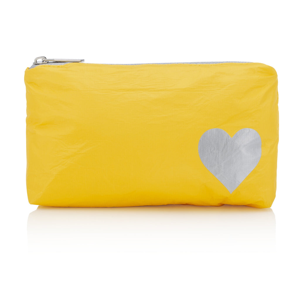 Mini Pack - Aspen Gold with Metallic Silver Heart
