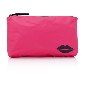 Mini Pack - Pink Peacock with Black Lips