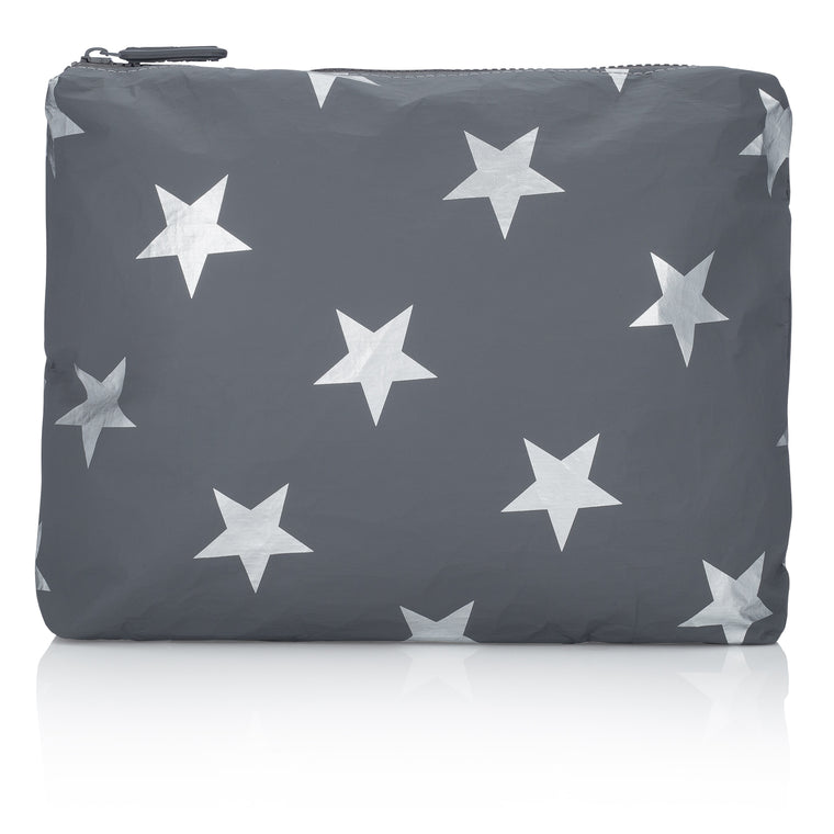 Medium Pack - Cool Gray HLT Collection with Silver Stars