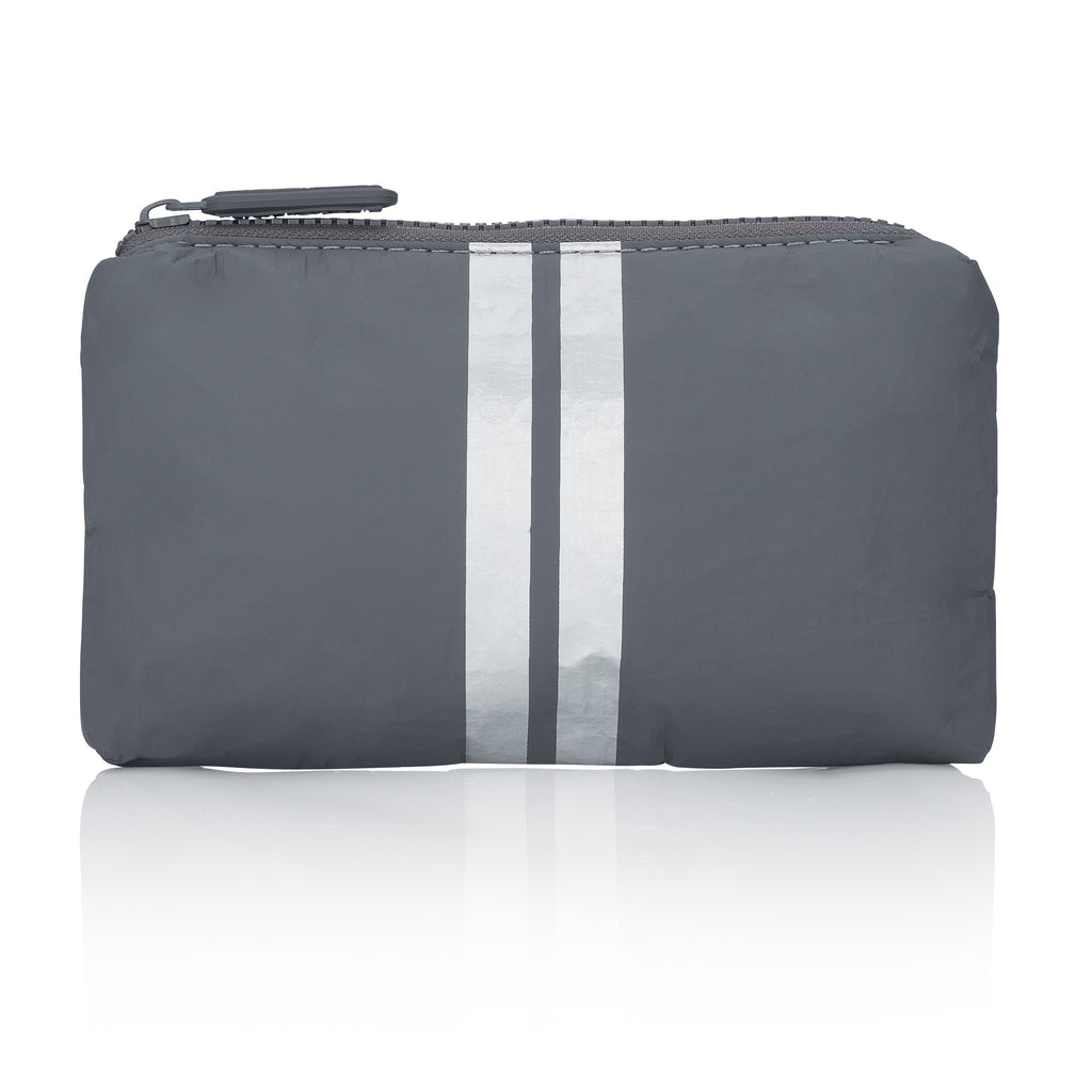 Mini Padded Pack - Cool Gray HLT Collection with Metallic Silver Lines