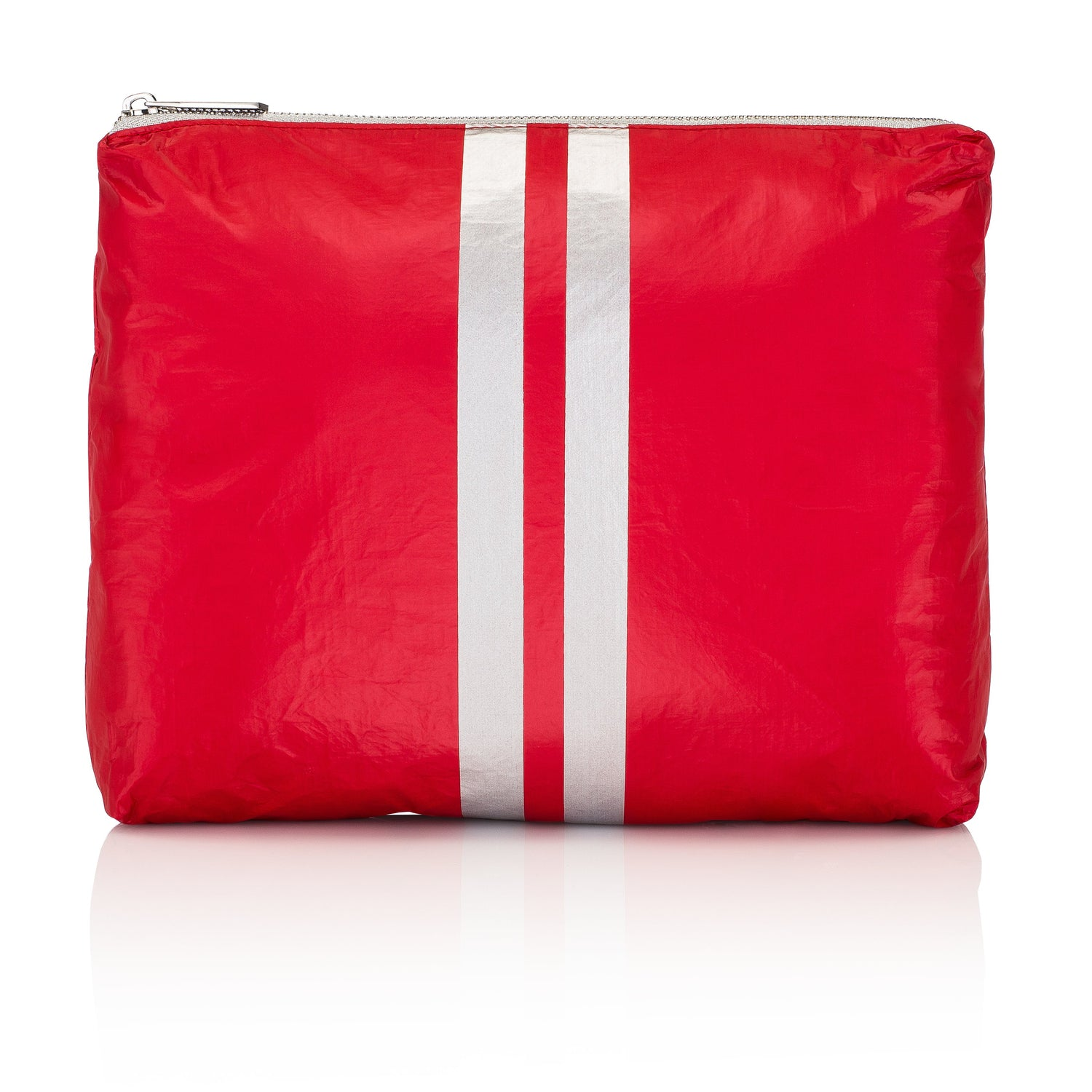 Medium Pack - Chili Pepper Red with Silver Lines