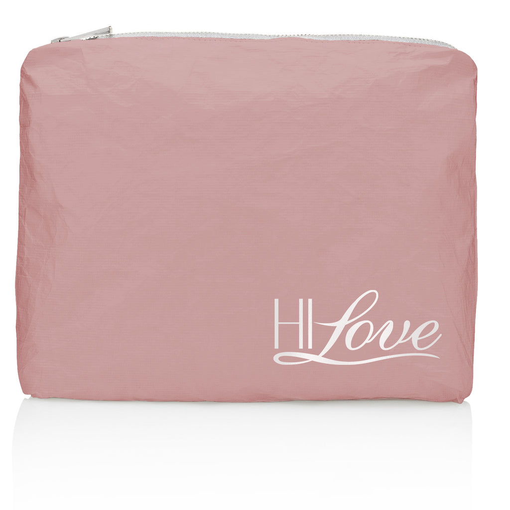 "Medium Pack - Shimmering Pink Sands with ""Hi Love"""
