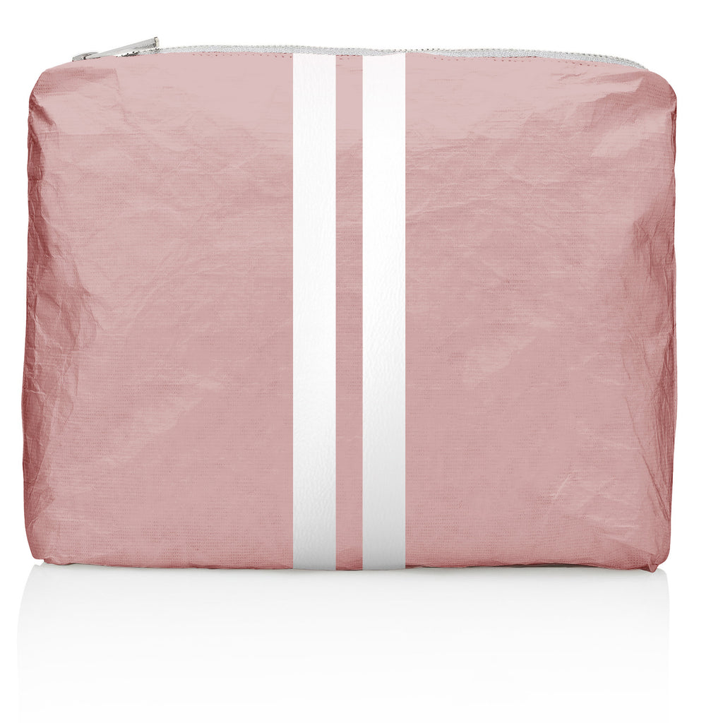 Medium Pack - Shimmering Pink Sands with White Lines
