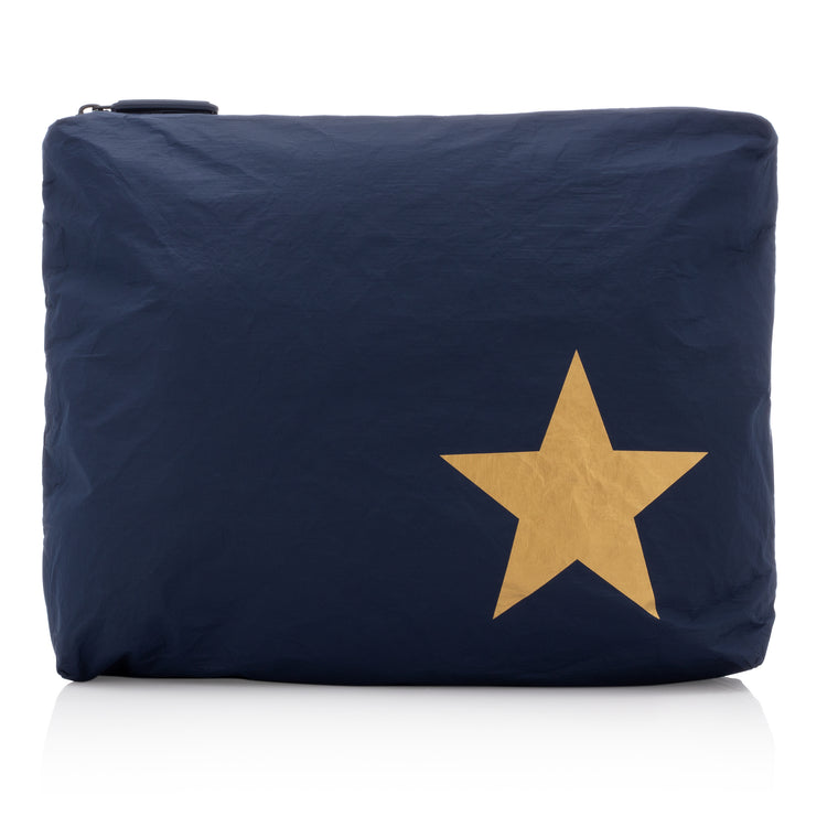 Medium Pack - Navy HLT Collection with Metallic Gold Star