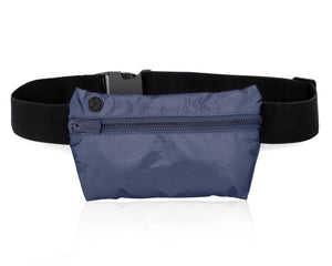 Fanny Packs - Belt Bag - Lightweight - Cute Fanny Pack - Shimmer Navy
