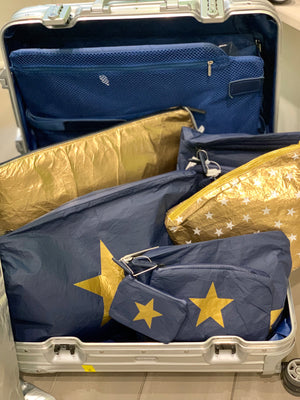Jumbo Pack - Navy HLT Collection with a Metallic Gold Star