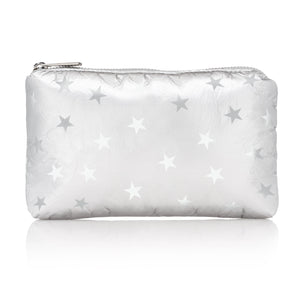 Mini Padded Pack - Metallic Silver Collection with Myriad White Stars