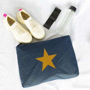 Jumbo Pack - Navy with Gold Star