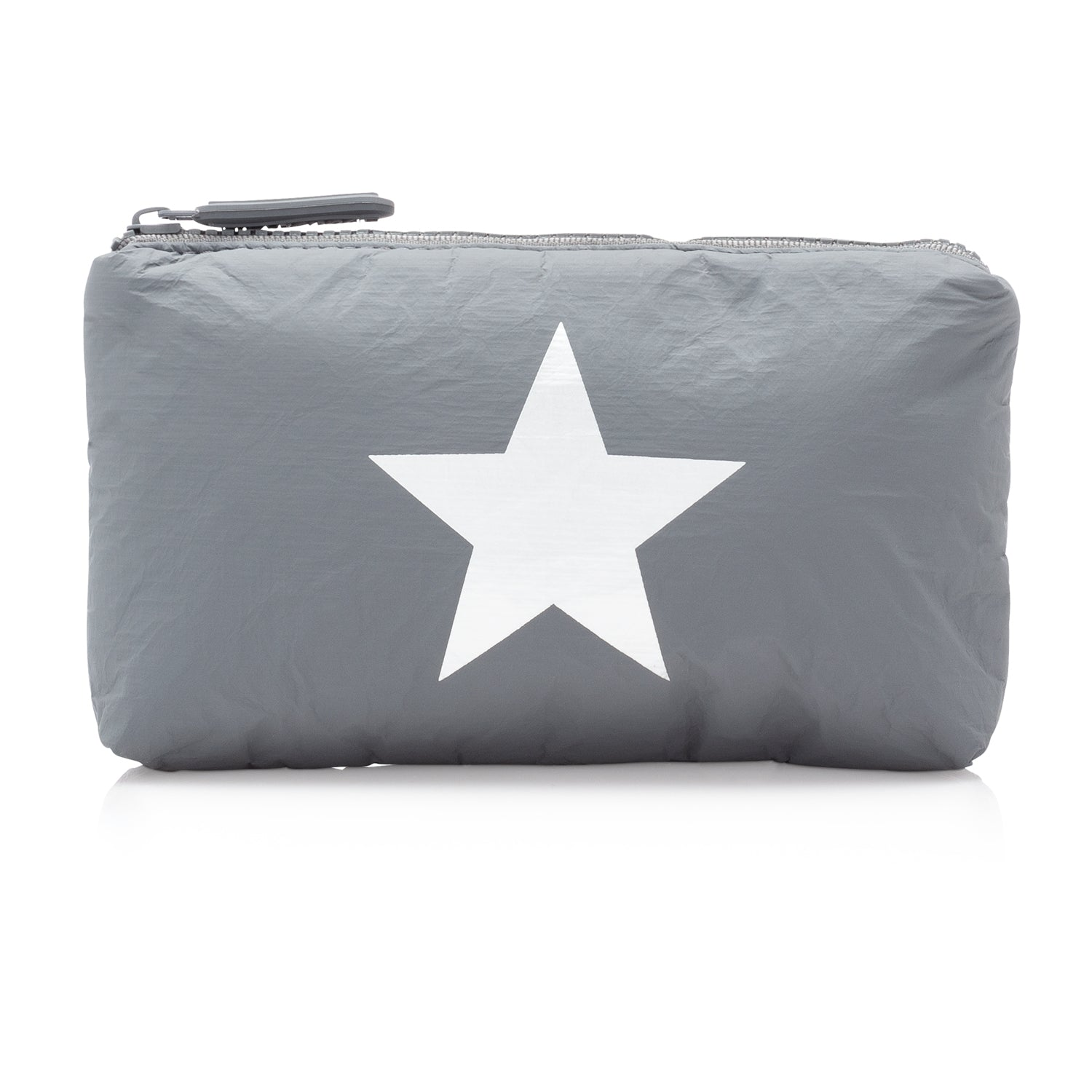 Mini Padded Pack - Cool Gray with Silver Star