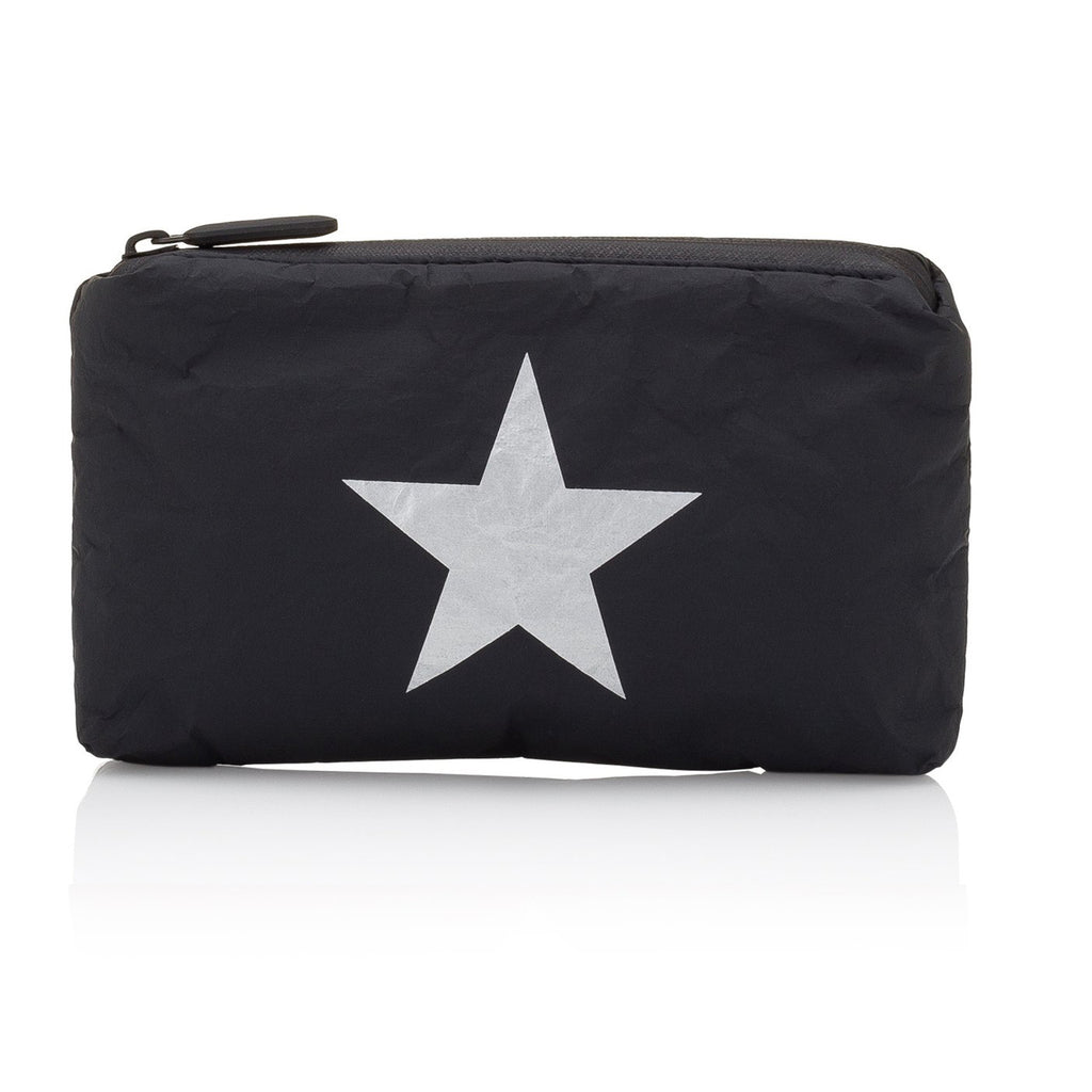 Mini Padded Pack - Black HLT Collection with Metallic Silver Star
